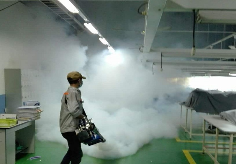 Dịch vụ diệt muỗi hiệu quả quận Tây Hồ