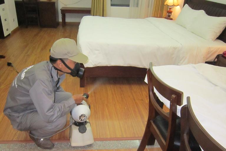 Dịch vụ diệt rệp giường