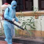 giá phun thuốc diệt muỗi