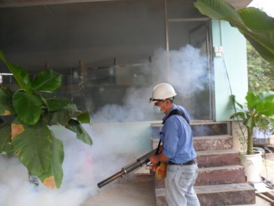 Dịch vụ phun muỗi uy tín, hiệu quả, không độc hại quận Hà Đông